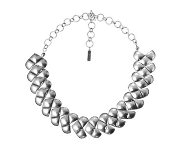 Special_2017,  Collier im Altsilberlook - 1253-CO - nickelfrei