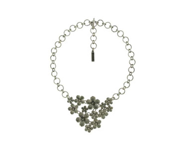 Collier im Altsilberlook - 1255-CO - nickelfrei