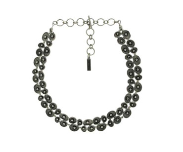 Collier im Altsilberlook - 1256-CO - nickelfrei