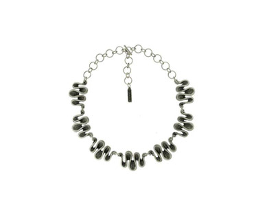 Collier im Altsilberlook - 1264-CO - nickelfrei