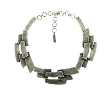 Collier im Altsilberlook - 1266-CO - nickelfrei