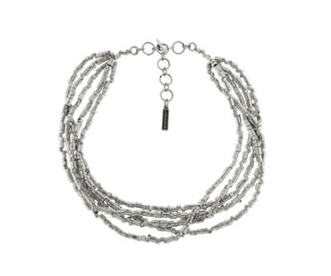 Collier im Altsilberlook - 1184-CO - nickelfrei