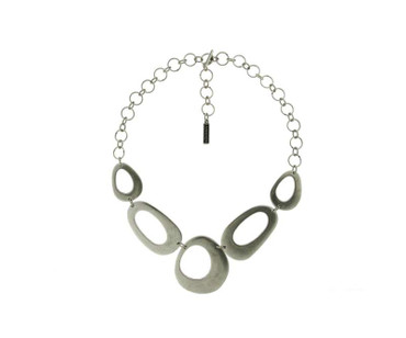 Collier im Altsilberlook – 1362-CO - nickelfrei
