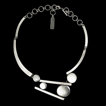 Collier im Altsilberlook – 1368-CO - nickelfrei