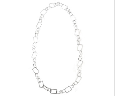 Collier im Altsilberlook - 1015-CO-2 - nickelfrei