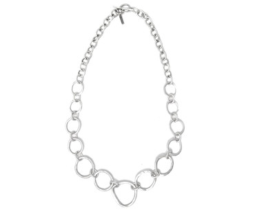 Collier im Altsilberlook - 1272-CO - nickelfrei