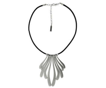 Collier im Altsilberlook - 1093-CO-A - nickelfrei