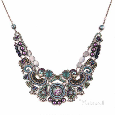 Collier nickelfrei Revealed Purple