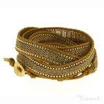 Nakamol Stylisches Wickelarmband CBX636-2 001