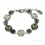 Armband Glitzerschön GS B.Diamond-Silvernight-Mix 001