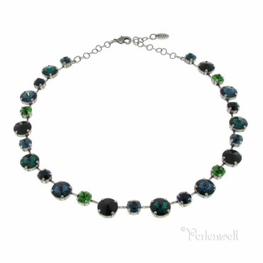 Collier Glitzerschön GS Montana-Ferngreen-Mix