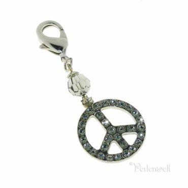Charm Peace m. Karabiner B. Diamond