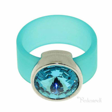 Ring Belt Light Turquoise