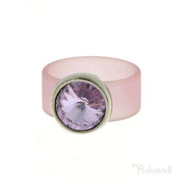 Ring Belt Violett