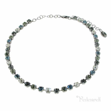 Collier Feuerstein FS B.Diamond-Silvernight-Mix