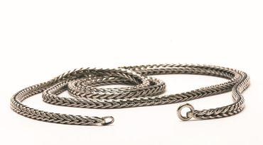 Halskette: Silber 50cm