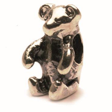 Silberperle: Teddybär