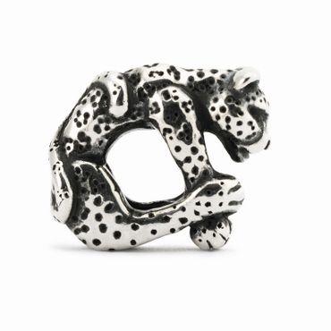 Silberperle: Leopard