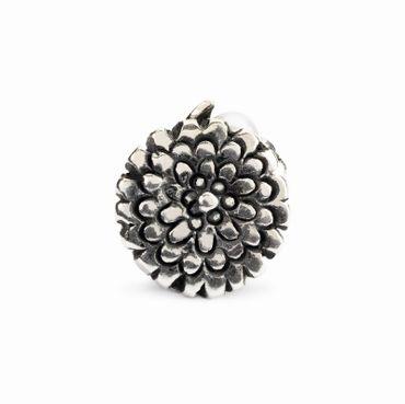Silberperle: Ringelblume - Oktober
