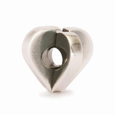 Silberperle: Doppeltes Herz
