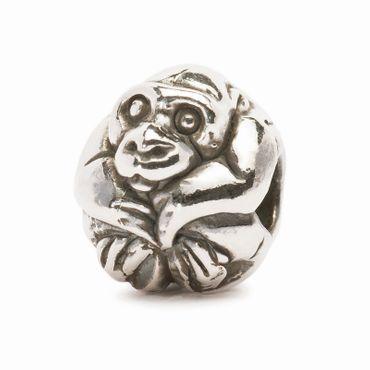 Silberperle: Chinesischer Affe