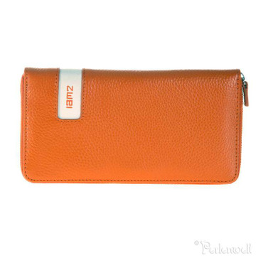Geldbörse wallet W2 - orange