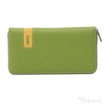 Geldbörse wallet W2 - green