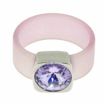 Belt Ring 12 mm Violet