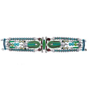 Armband Cornelia Armband 8963-W7 grün