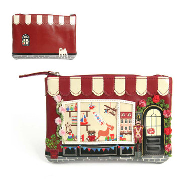 Geldbörse The Toy Shop Zipper Coin Purse