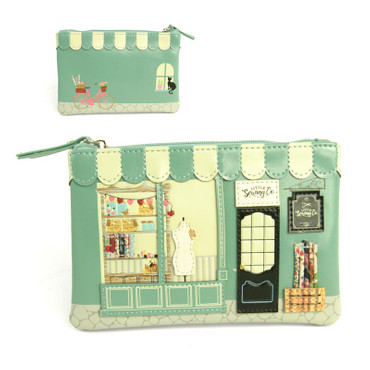 Geldbörse Sewing Shop Zipper Coin Purse