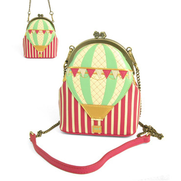 Taschen Circus Hot air Balloon Bag