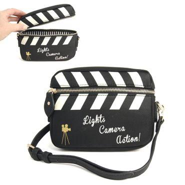 Taschen Cinema-Clacket-Mini Crossbody Bag