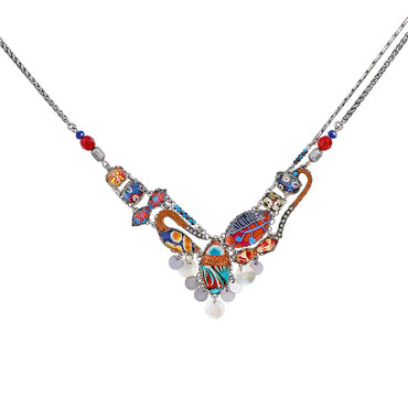 Collier  Afro-Desia Radiance 05