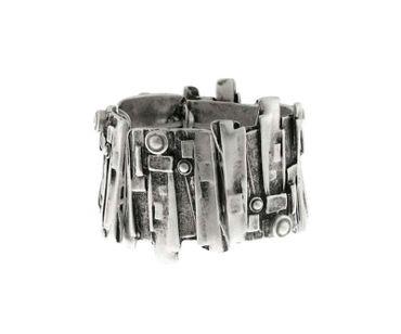 Armband im Altsilberlook – 1356-AB  - nickelfrei