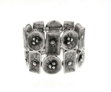 Armband im Altsilberlook – 1360-AB  - nickelfrei
