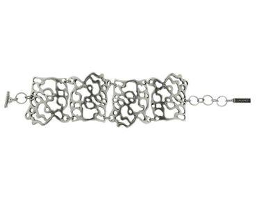 Armband im Altsilberlook - 1005-AB  - nickelfrei
