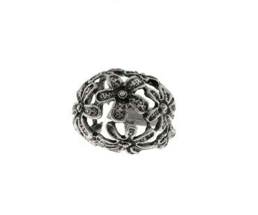Ring größenverstellbar,  hinten offen – 1276-RI - nickelfrei