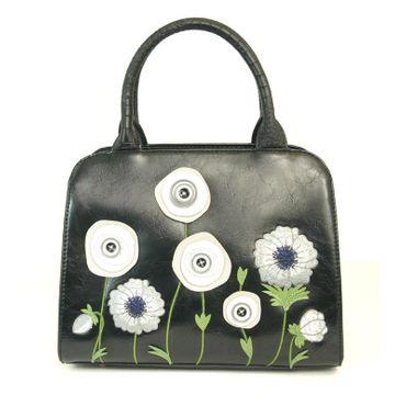 Vendula London White Poppy Multiway Bag – flippige Taschen 60er Jahre Stil