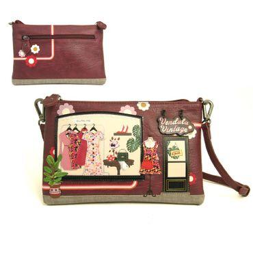 Vendula London Vintage Pouch Bag – flippige Taschen