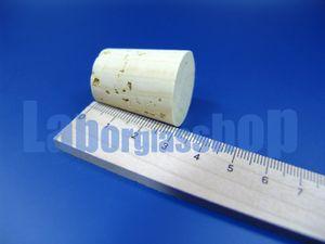 30 mm x 25 mm / 20 mm  Kork 39 Stück SCHWEFELFADEN® Korken – Bild 1