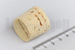 27 mm x 30 mm / 26 mm Kork 36 Stück SCHWEFELFADEN® Korken – Bild 4