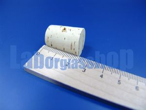22 mm x 18 mm / 15 mm Kork 1 Stück SCHWEFELFADEN® Korken – Bild 1
