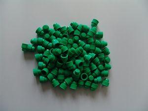 Griffstopfen Grün (nur für 16 mm PE Röhrchen)