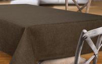 Tischdecke Leinen Optik Brilliant, wasser- und schmutzabweisend, Größe u. Farbe wählbar – Bild 20