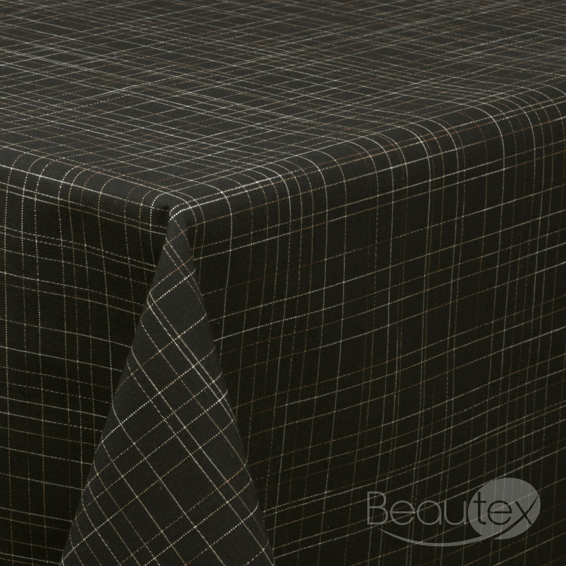 jacquard teflon tischdecke meterware 140 cm. Black Bedroom Furniture Sets. Home Design Ideas
