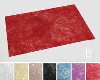 Tischset Platzset Indian Paper metallic, abwischbar beidseitig nutzbar, Farbe wählbar – Bild 1