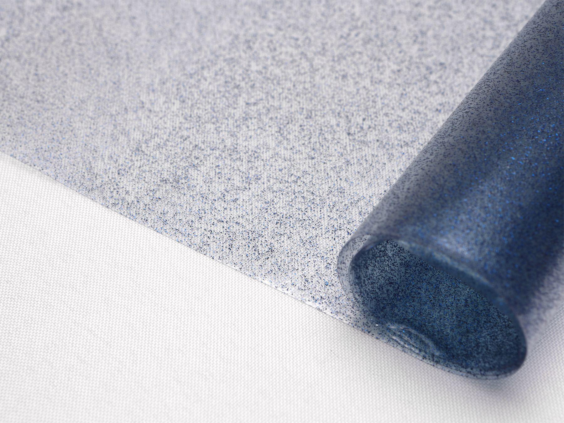 transparente folie glitter metallic farbe und gr e w hlbar tischdecke tischschutz rund oval. Black Bedroom Furniture Sets. Home Design Ideas