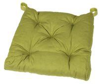 Stuhlkissen sehr weich 40x40x7 cm, Kissen Polster Sitzkissen Sitzauflage gesteppt, Farbe wählbar – Bild 12