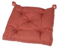 Stuhlkissen sehr weich 40x40x7 cm, Kissen Polster Sitzkissen Sitzauflage gesteppt, Farbe wählbar – Bild 10
